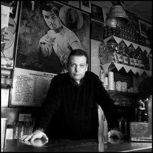 Paul Robinson | Bar Italia © Andy Fallon photography